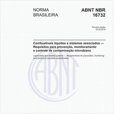 NBR16732 de 05/2019