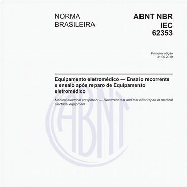 NBRIEC62353 de 05/2019