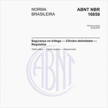 NBR16658 de 06/2019