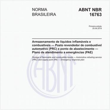NBR16763 de 06/2019