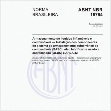 NBR16764 de 06/2019