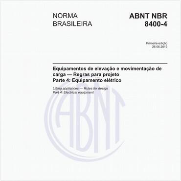NBR8400-4 de 06/2019