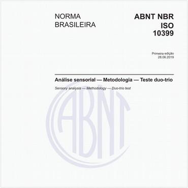 NBRISO10399 de 06/2019