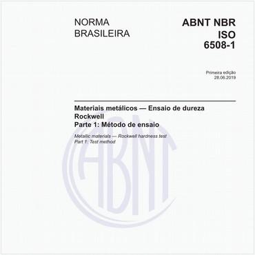 NBRISO6508-1 de 06/2019