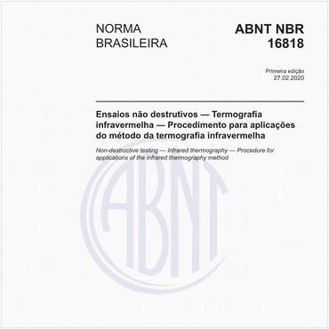 NBR16818 de 02/2020
