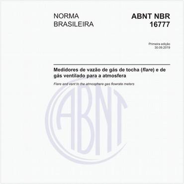 NBR16777 de 09/2019