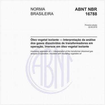 NBR16788 de 09/2019