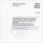 ABNT ISO/TS6579-2
