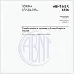 NBR6856 - CURSO E COMENTADA