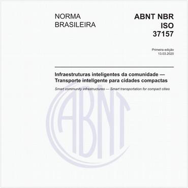 NBRISO37157 de 03/2020