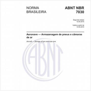 NBR7030 - COMENTADA de 04/2015