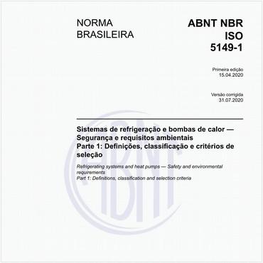 NBRISO5149-1 de 04/2020