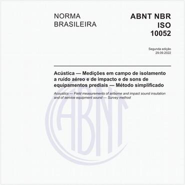 NBRISO10052 de 04/2020