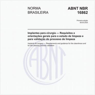 NBR16862 de 05/2020