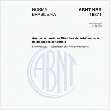 NBR16871 de 06/2020
