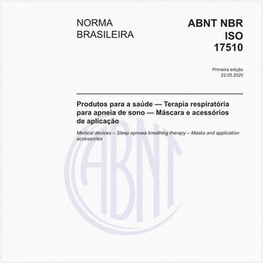 NBRISO17510 de 05/2020