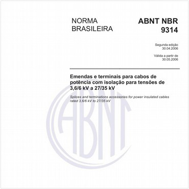 NBR9314 de 04/2006
