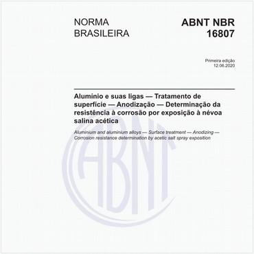NBR16807 de 06/2020