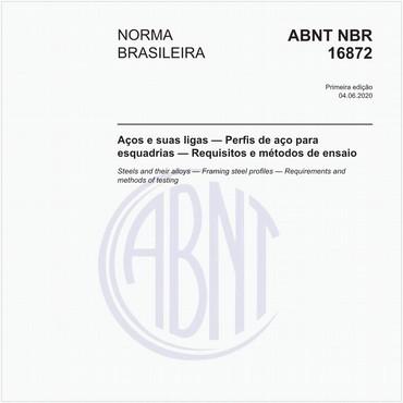 NBR16872 de 06/2020