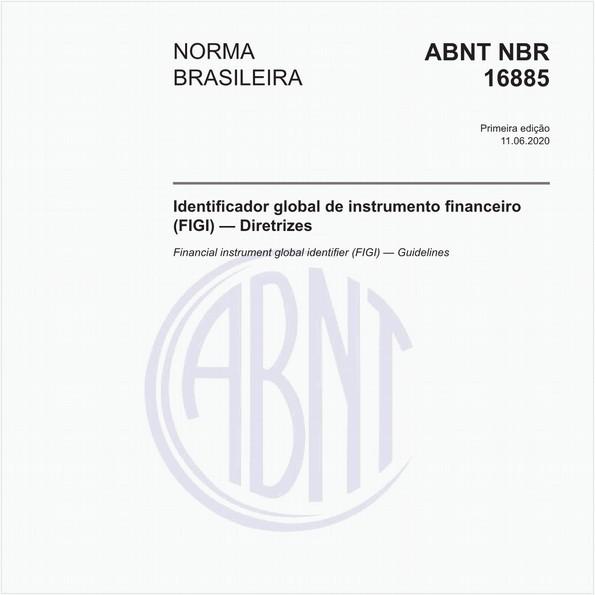 Identificador global de instrumento financeiro (FIGI) - Diretrizes
