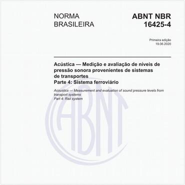 NBR16425-4 de 06/2020