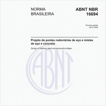 NBR16694 de 07/2020