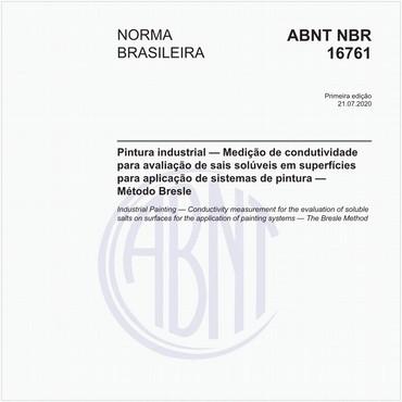 NBR16761 de 07/2020