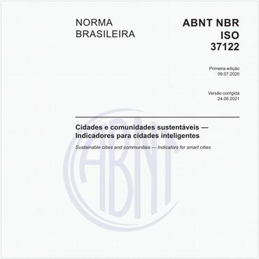 NBRISO37122 de 07/2020