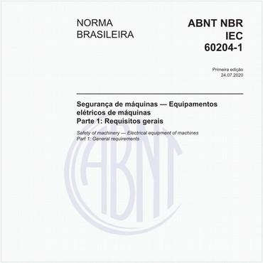 NBRIEC60204-1 de 07/2020