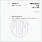 NBRISO10545-13