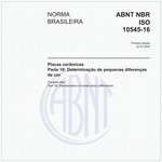NBRISO10545-16
