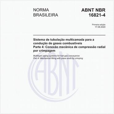 NBR16821-4 de 08/2020