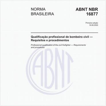 NBR16877 de 08/2020