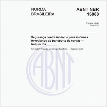 NBR16888 de 08/2020