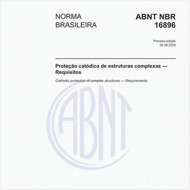 NBR16896 de 08/2020