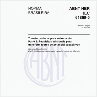 NBRIEC61869-5 de 09/2020