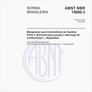 NBR15690-3 de 01/2021