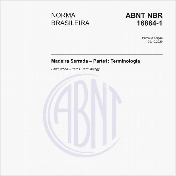 Madeira Serrada - Parte1: Terminologia
