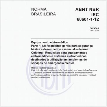 NBRIEC60601-1-12 de 10/2020