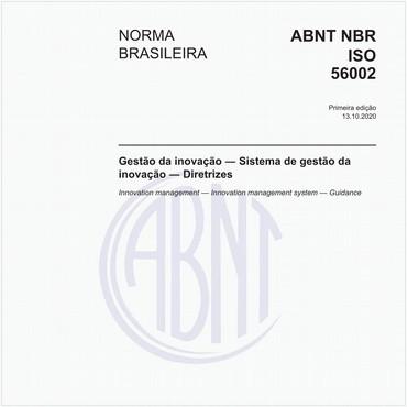 NBRISO56002 de 10/2020
