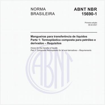 NBR15690-1 de 02/2021