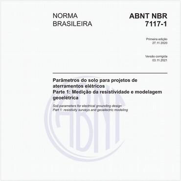 NBR7117-1 de 11/2020