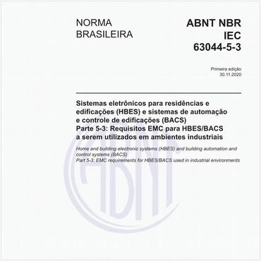 NBRIEC63044-5-3 de 11/2020