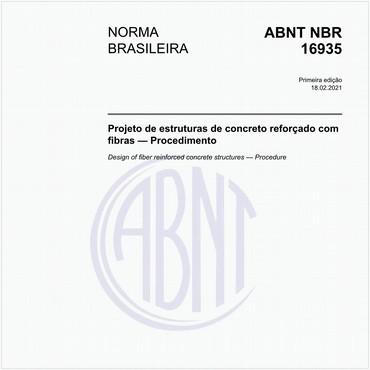 NBR16935 de 02/2021