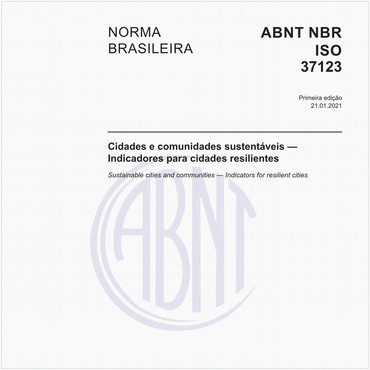 NBRISO37123 de 01/2021