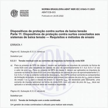 NBRIEC61643-11 de 03/2021