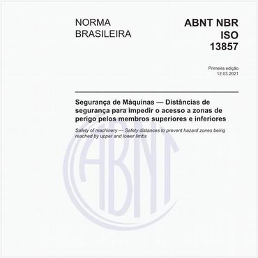 NBRISO13857 de 03/2021