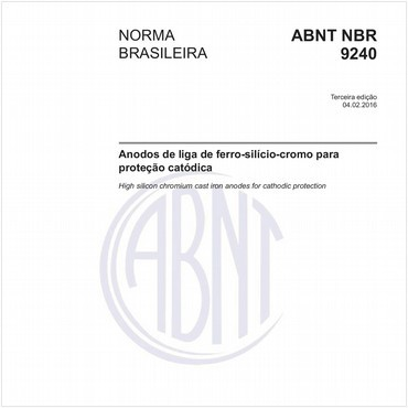 NBR9240 de 02/2016