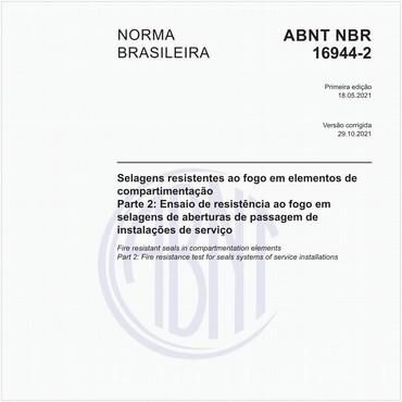 NBR16944-2 de 05/2021