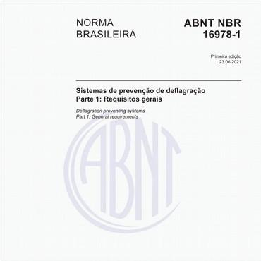 NBR16978-1 de 06/2021
